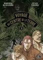 Couverture Voyage au centre de la terre (manga), tome 3 Editions Pika 2018