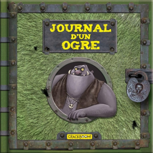 Couverture Journal d'un ogre