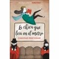 Couverture La fille qui lisait dans le métro Editions DeBols!llo 2017