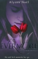 Couverture Eternels, tome 1 : Evermore Editions Macmillan 2012