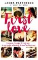 Couverture First love Editions Hachette (Regarde-les grandir) 2016