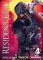 Couverture Resident Evil : Heavenly Island, tome 4 Editions Kurokawa (Shônen) 2017