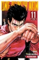 Couverture One-punch man, tome 11 Editions Kurokawa (Shônen) 2018