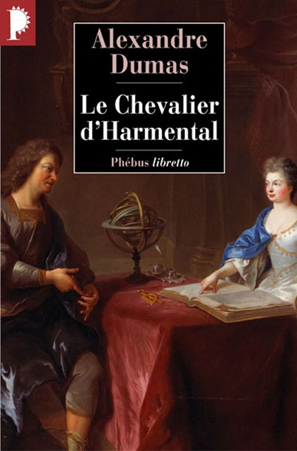 Couverture Le Chevalier d'Harmental