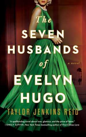 Couverture The Seven Husbands of Evelyn Hugo