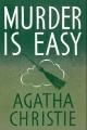 Couverture Un meurtre est-il facile ? Editions HarperCollins (Agatha Christie signature edition) 2010