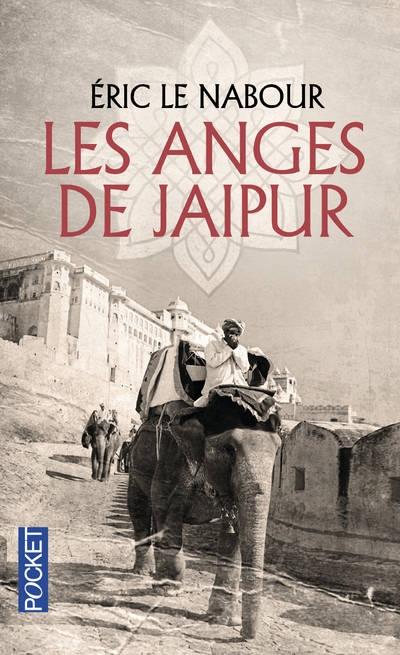 Couverture Les Anges de Jaipur