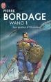 Couverture Wang, tome 1 : Les Portes d'Occident Editions J'ai Lu (Science-fiction) 2015