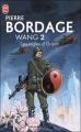 Couverture Wang, tome 2 : Les Aigles d'orient Editions J'ai Lu (Science-fiction) 2015