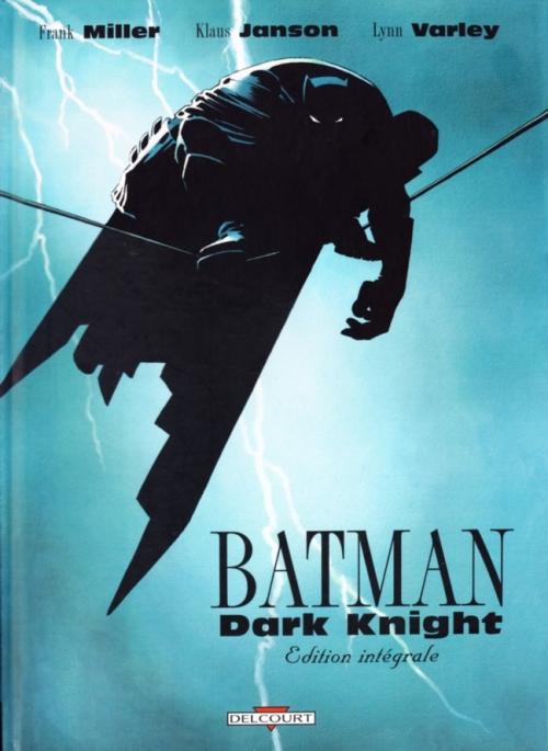 Couverture Batman Dark Knight, intégrale