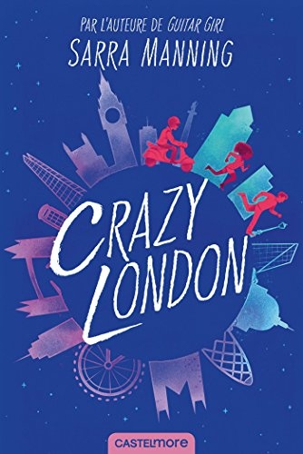 Couverture Crazy London