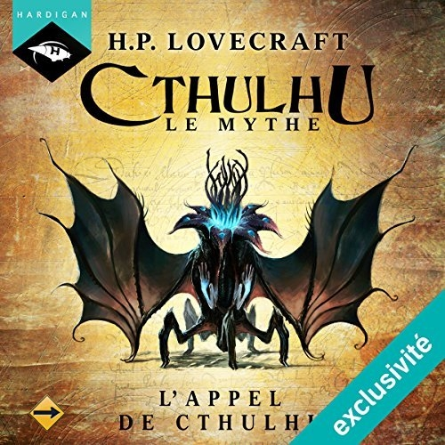 Couverture L'appel de Cthulhu