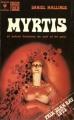 Couverture Myrtis Editions Marabout (Fantastique) 1973