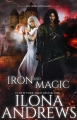Couverture The Iron Covenant, book 1: Iron and Magic Editions NYLA 2018