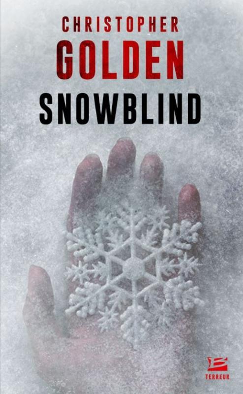 Couverture Snowblind
