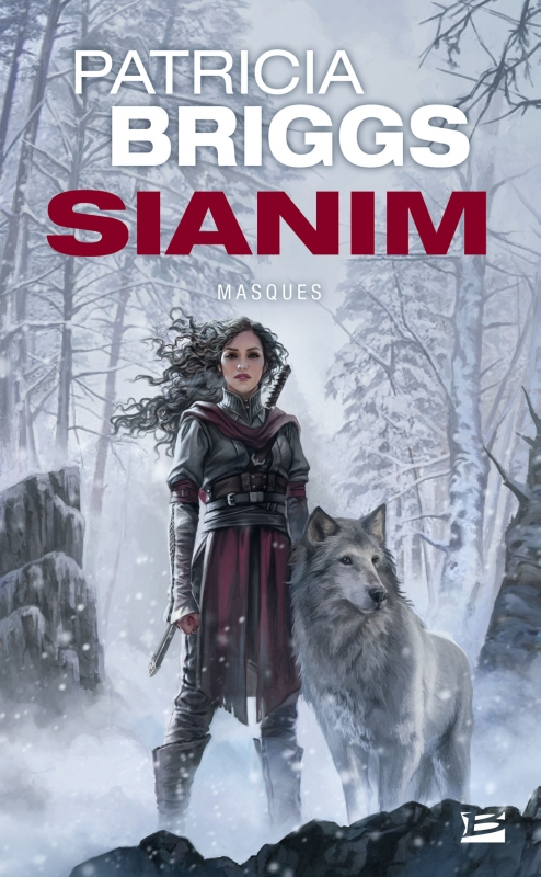 Couverture Sianim, tome 1 : Masques