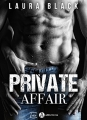 Couverture Private Affair Editions Addictives (Luv) 2018