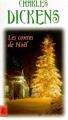 Couverture Un chant de Noël / Le drôle de Noël de Scrooge / Cantique de Noël Editions Lefrancq (En Poche) 1997