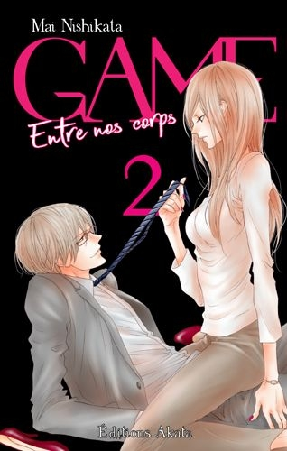 Couverture Game : Entre nos corps, tome 2