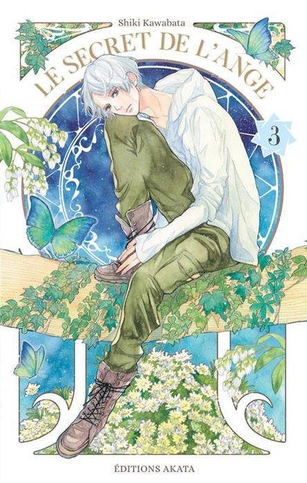 Couverture Le secret de l'ange, tome 3