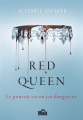 Couverture Red queen, tome 1 Editions Le Masque 2015
