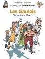 Couverture Le fil de l'Histoire raconté par Ariane & Nino, tome 3 : Les Gaulois, sacrés ancêtres Editions Dupuis 2018