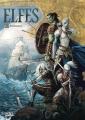 Couverture Elfes, tome 21 : Renaissance Editions Soleil 2018