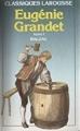 Couverture Eugénie Grandet, tome 1 Editions Larousse (Classiques) 1970