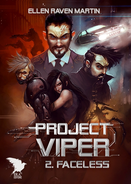 Couverture Project Viper, tome 2 : Faceless