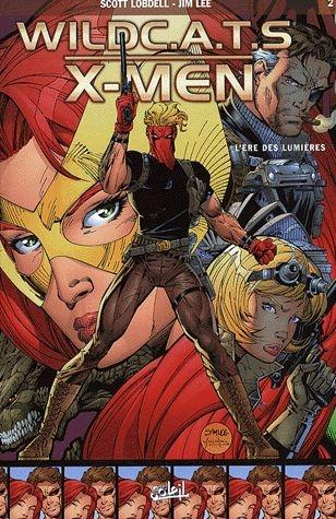 Couverture WildC.A.T.S / X-Men, tome 2 : L'ère des Lumières
