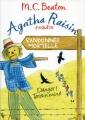 Couverture Agatha Raisin enquête, tome 04 : Randonnée mortelle Editions France Loisirs (Piment - Noir) 2018