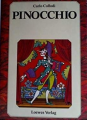 Couverture Pinocchio Editions Loewes 1972