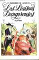 Couverture Les Liaisons dangereuses Editions des trois pommiers 1954