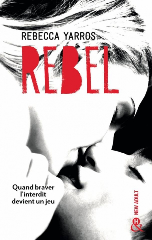 Couverture Les Renegades, tome 3 : Rebel