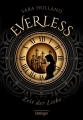 Couverture Everless, tome 1 Editions Oetinger 2018