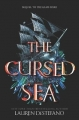 Couverture The Glasse Spare, book 2: The Cursed Sea Editions Balzer + Bray 2018