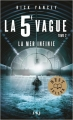 Couverture La 5e vague, tome 2 : La mer infinie Editions Pocket (Jeunesse - Best seller) 2018