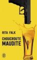 Couverture Choucroute maudite Editions J'ai Lu (Policier) 2018