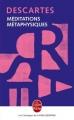 Couverture Méditations métaphysiques Editions Le Livre de Poche (Les Classiques de la Philosophie) 2016