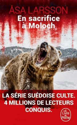Couverture En sacrifice à Moloch