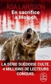 Couverture En sacrifice à Moloch Editions Le Livre de Poche 2018