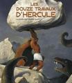 Couverture Les douze travaux d'Hercule Editions Milan 2006