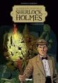 Couverture Les Archives secrètes de Sherlock Holmes, tome 3 : Les Adorateurs de Kâli Editions Glénat 2017