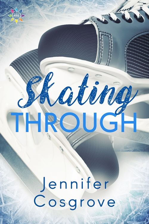 Couverture Skating Through