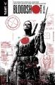 Couverture Bloodshot, intégrale Editions Bliss Comics 2018