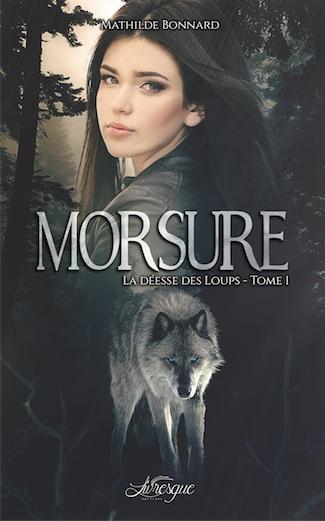 Couverture La Déesse des loups, tome 1 : Morsure