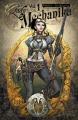 Couverture Lady Mechanika, tome 1 : Le mystère du corps mécanique, 1ère partie Editions Benitez Productions 2016