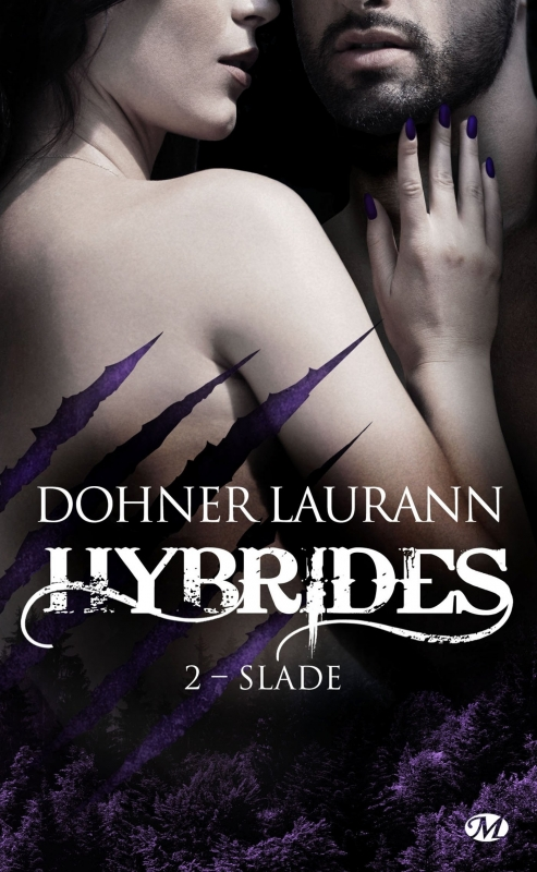 Couverture Hybrides, tome 2 : Slade