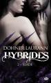 Couverture Hybrides, tome 2 : Slade Editions Milady (Bit-lit) 2018