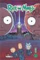Couverture Rick and Morty, tome 2 Editions Hi comics 2018